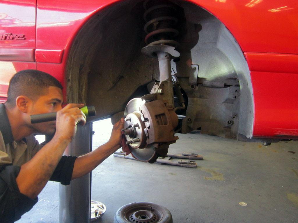Auto Suspension Shop Near Me >> Brake System - Car Repair Lawndale Auto Services Brake ...