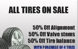 tire Shop in Los Angeles CA
