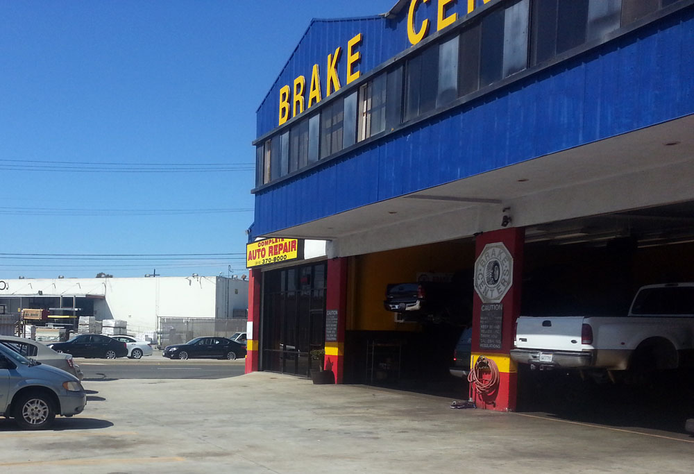 Auto Shop Near Me >> Auto Repair Near Me Brake Center 310 370 2000