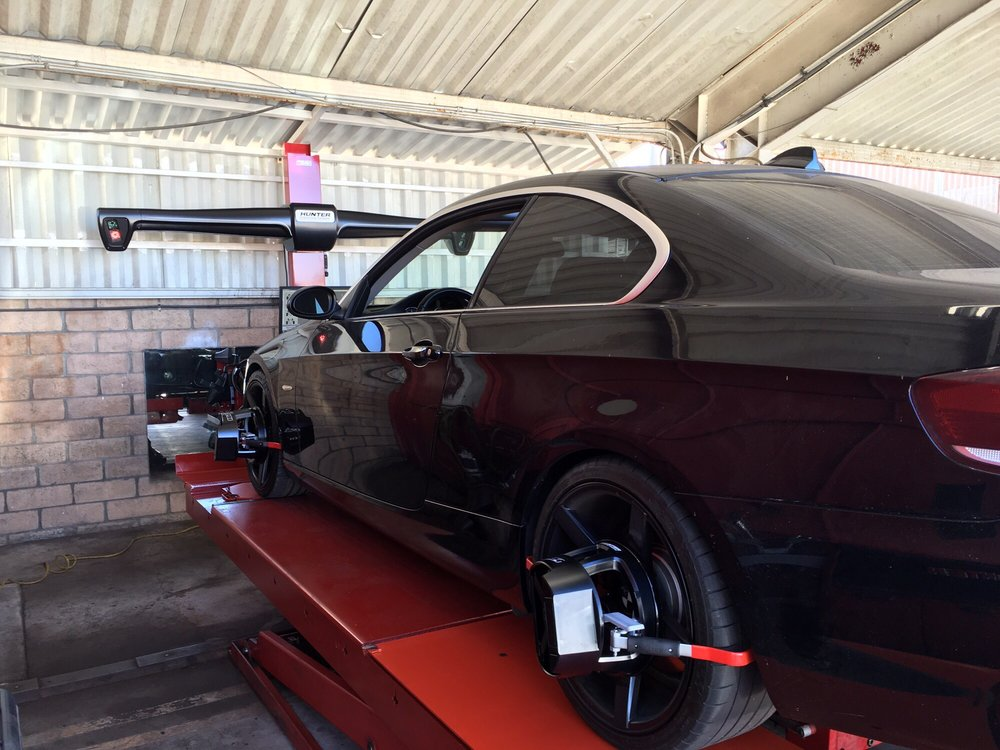 Alignment & Suspension - Car Repair Lawndale Auto Services ...